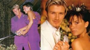 Los Beckham celebran su 17 aniversario más enamorados que nunca