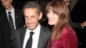Carla Bruni entra en campaña