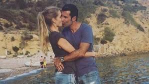 Luis Figo celebra en Ibiza sus 15 años de matrimonio con la modelo Helen Svedin