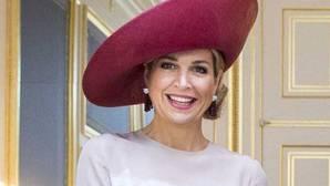 La salud de la Reina Máxima preocupa a los holandeses