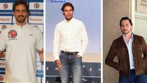 Los 5 famosos más conocidos entre los españoles