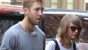 Calvin Harris acusa a su ex novia Taylor Swift de «intentar dejarlo mal»