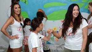 Eva Longoria amadrina la casa Global Gift de Marbella