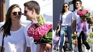 Miranda Kerr se casa con el fundador de Snapchat, Evan Spiegel