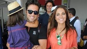 David Bustamante y Paula Echevarria, separados en su décimo aniversario, pero con declaración de amor