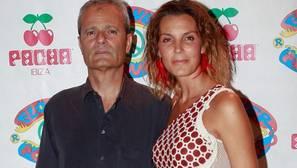 Mar Flores y Javier Merino coinciden en una fiesta en Ibiza
