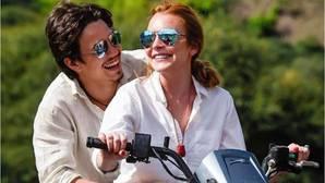 Lindsay Lohan pide ayuda a gritos desde el balcón de su casa después de una pelea con su novio