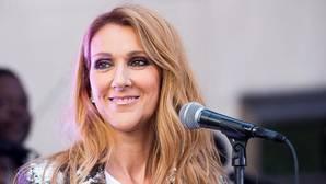 Céline Dion emocionada tras escuchar a su imitador gabonés