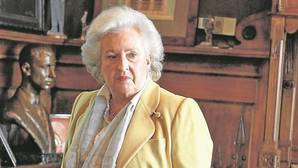 La Infanta Doña Pilar celebra hoy en Mallorca su 80 cumpleaños