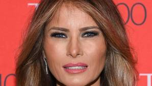 Al desnudo el pasado de Melania Trump