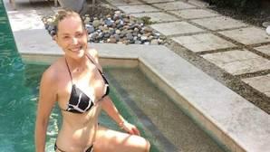 Sharon Stone, «sexy» a los 58 años
