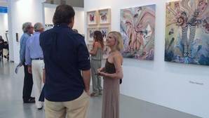 Art Marbella, la exposición de la alta sociedad
