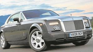 El Rolls-Royce de Michael Schumacher sale a la venta en Portugal por 390.000 euros