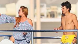 Lindsay Lohan se muda a Estados Unidos