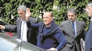 Silvio Berlusconi registra su nombre como marca comercial