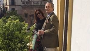 Despedida íntima al duque de Medinaceli a los 54 años de edad