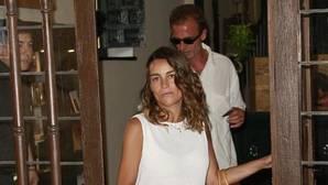 Alessandro Lequio y María Palacios presentan a su hija Ginevra Ena