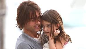 Tom Cruise hace tres años que no ve ni llama a su hija Suri
