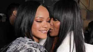 La bonita amistad entre Rihanna y Naomi Campbell