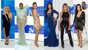 Las transparencias que siempre recordaremos de la gala de los MTV Video Music Awards