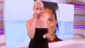 Anne Igartiburu en el programa «Corazón»