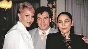 La desgarradora despedida de Isabel Pantoja a Juan Gabriel