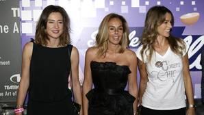 Alba Carrillo «da plantón» a sus compañeras de 'Hable con ellas'