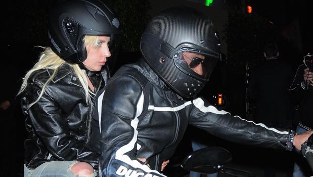 Lady Gaga y Bradley Cooper en mayo pasado