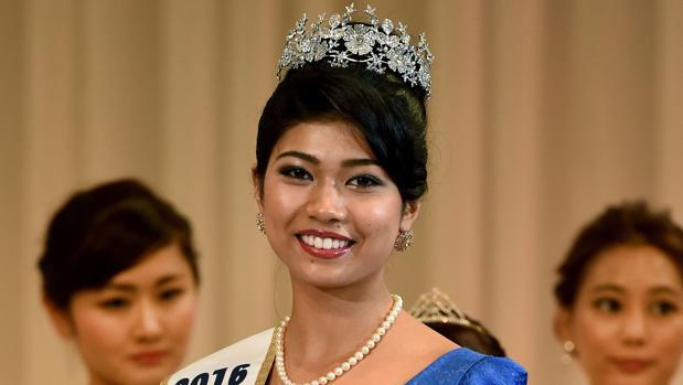 La nueva Miss Japón, Priyanka Yoshikawa, denuncia ataques racistas