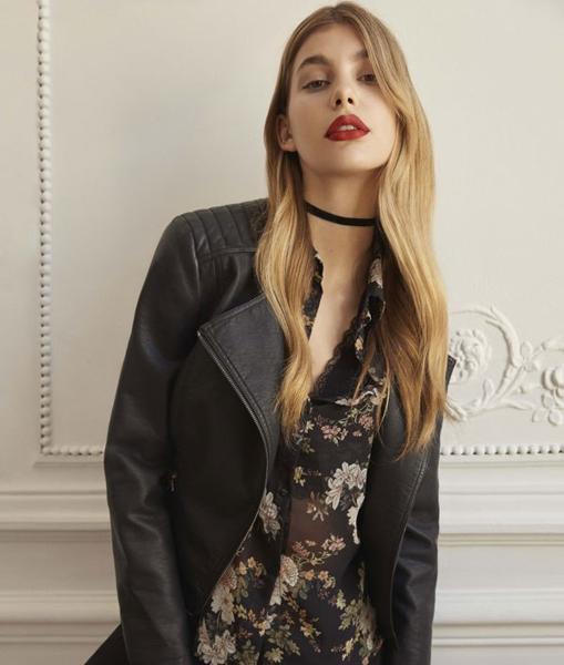 Cami Morrone es modelo y tiene un blog