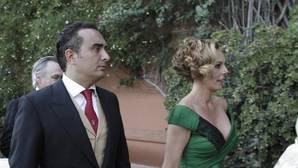 Rocío Carrasco y Fidel Albiac se dan el «sí, quiero» en una finca toledana