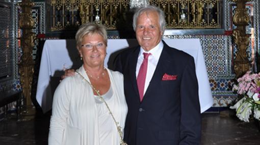 Benítez y Fraysse estuvieron casados durante 41 años