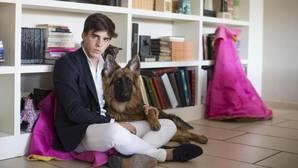 Gonzalo Caballero: «Cuanto más te arrimas al toro, más guapas son las mujeres que se te acercan»