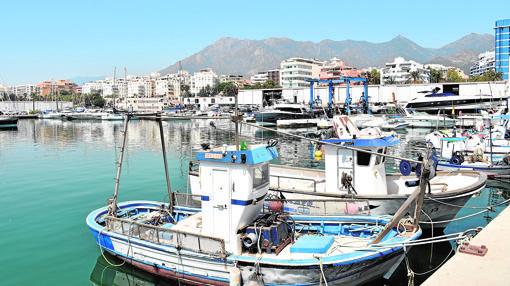 El tradicional puerto pesquero «La Bajadilla»