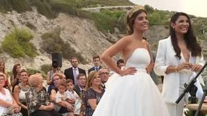 Todos los detalles de la romántica boda de la bloguera Dulceida