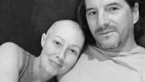 Shannen Doherty comparte nuevas fotografías de su lucha contra el cáncer