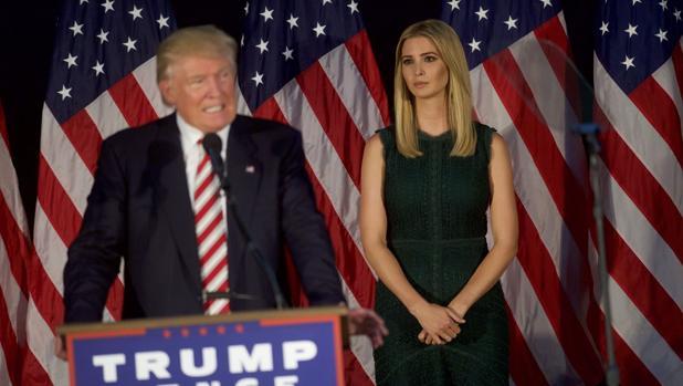 Ivanka Trump deja colgada una entrevista, tras varias preguntas demasiado duras