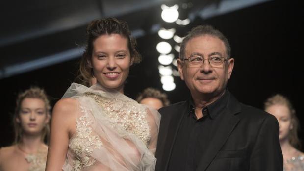 Roberto Verino triunfa en cualquier pasarela