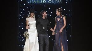 Juanjo Oliva rejuvenece con sus vestidos