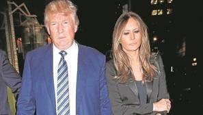 ¿Dónde se ha metido Melania Trump?