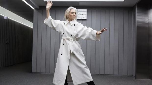 La supermodelo rusa Olga Kondrashova, de 71 años