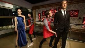 El museo de cera de Londres «separa» a Angelina Jolie y Brad Pitt