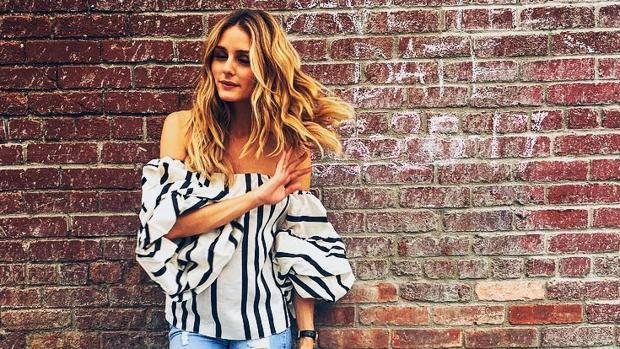 Olivia Palermo en sus redes sociales
