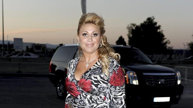 Ingresan a Raquel Mosquera en el hospital tras sufrir un brote psicótico