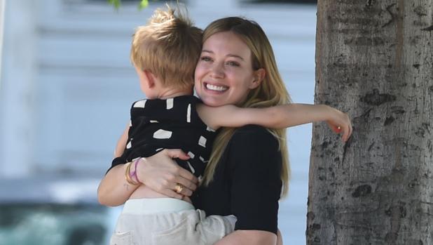 Hilary Duff, enamorada de nuevo tras su divorcio con Micke Comrie