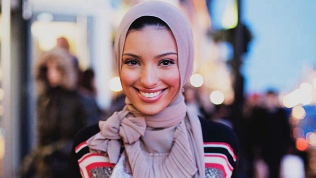 Noor Tagouri, de origen libanes y nacida en Virginia Occidental
