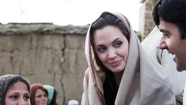 Angelina Jolie regresa al cine tras su divorcio con Brad Pitt