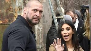¿Qué futuro le deparará a Pascal Duvier, el guardaespaldas de Kim Kardashian?