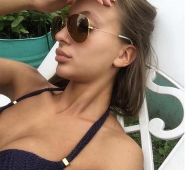 Instagram:  Ekaterina Kostjunina, la árbitra «más sexy del mundo»