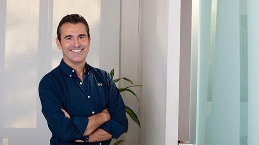 El doctor Mario Redondo. Dirección Médica
